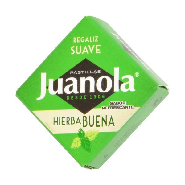 PASTILLAS DE HIERBABUENA JUANOLA (5,4 g)