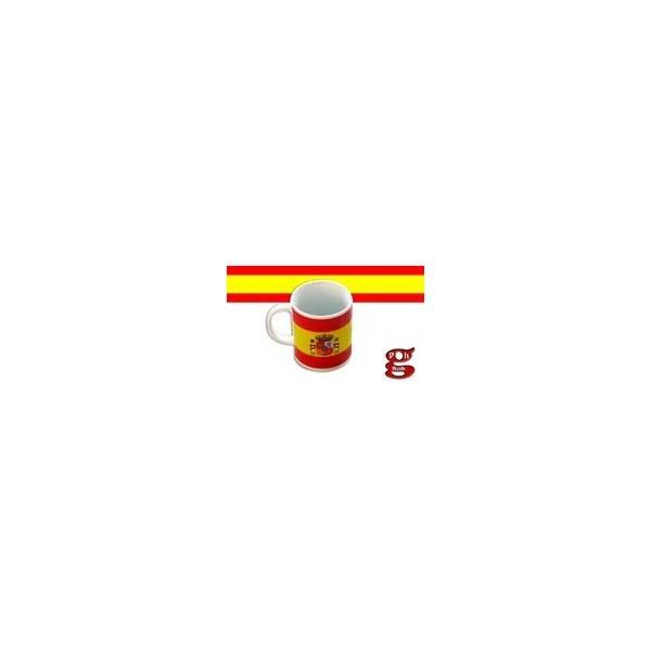 TASSE SPANISCHE FLAGGE