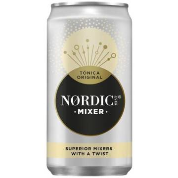 NORDIC MIST TONIC WATER CAN 25CL