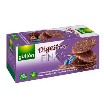 GALLETAS DIGESTIVE THINS GULLON