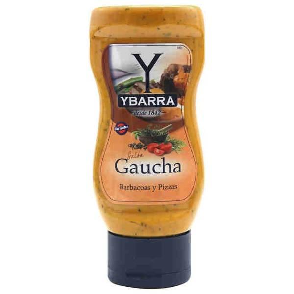 SAUCE GAUCHA 300ML YBARRA