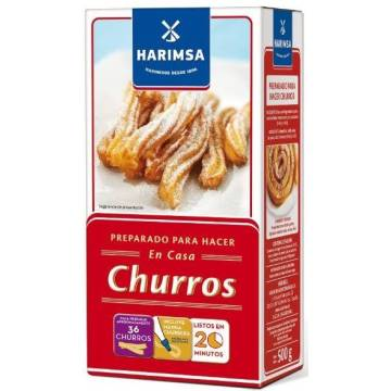 FLOUR FOR CHURROS 500G HARIMSA