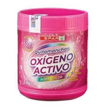 DETERGENTE OXIGENO ACTIVO ROPA COLOR