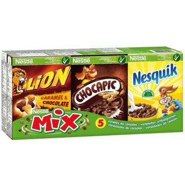 CEREALES MIX NESTLE