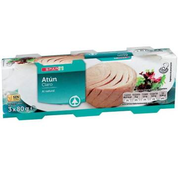 ATUN NATURAL SPAR