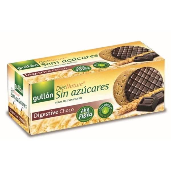 GALLETAS DIGESTIVE CHOCO DIET NATURE
