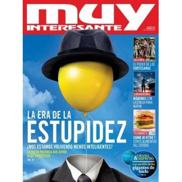 MUY INTERESANTE -  SCIENTIFIC MAGAZINE