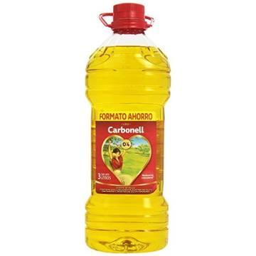 MILD OLIVE OIL 3L CARBONELL