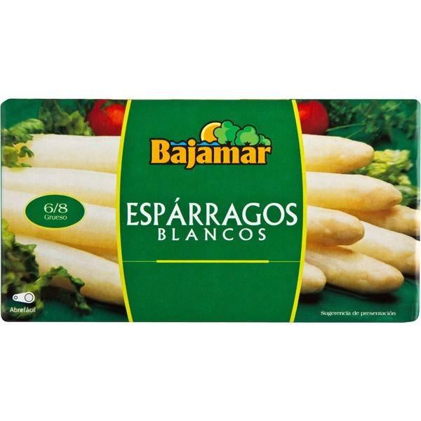 ESPÁRRAGOS BLANCOS BAJAMAR