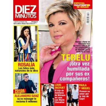 DIEZ MINUTOS - ACTUAL MAGAZINE