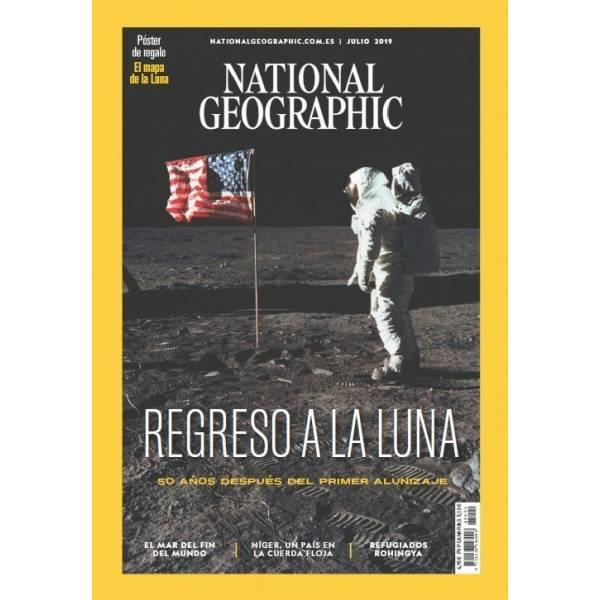 NATIONAL GEOGRAPHIC - REVUE SCIENTIFIQUE
