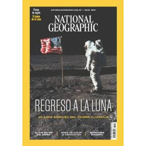 NATIONAL GEOGRAPHIC- SCIENTIFIC MAGAZINE