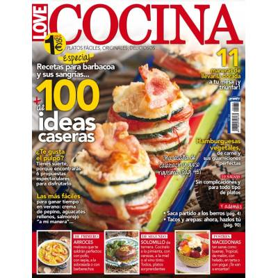 LOVE COCINA - RECIPES MAGAZINE