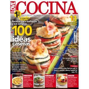 LOVE COCINA - REVISTA DE RECETAS