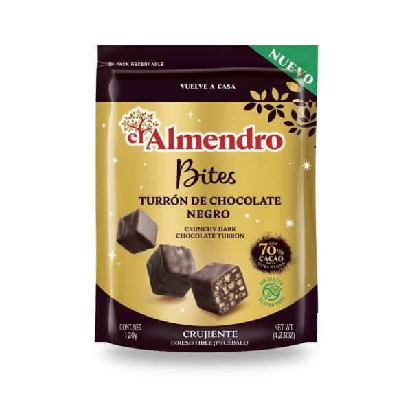 BITES TURRÓN DE CHOCOLATE 70% CACAO