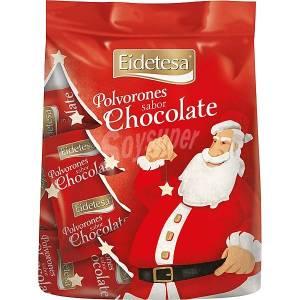 POLVORONES SABOR CHOCOLATE