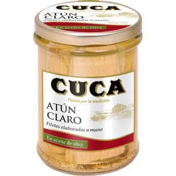 FILETE ATÚN CLARO ACEITE DE OLIVA