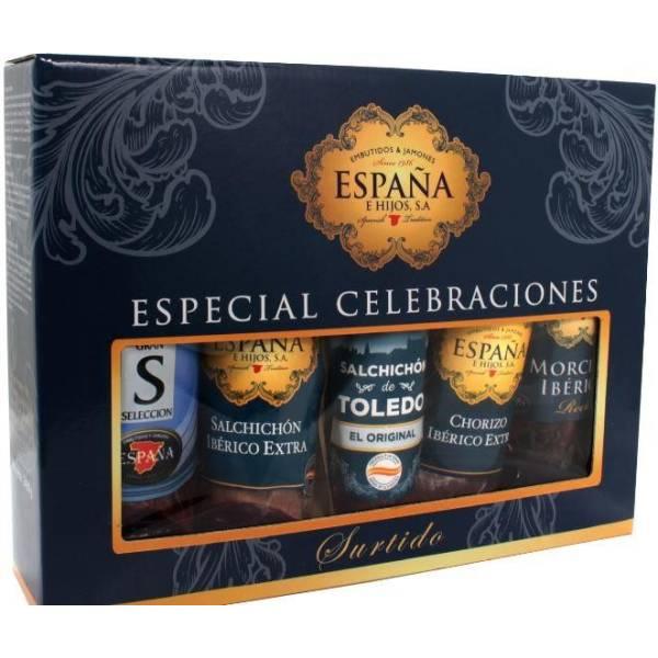 LOTE ESPECIAL CELEBRACIONES (ESPAÑA)
