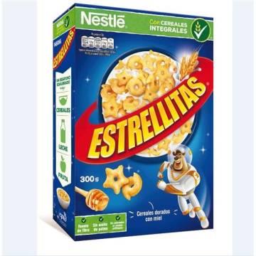 """ESTRELLITAS CEREALES CON MIEL """"NESTLE"""""""