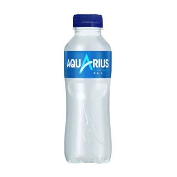 ISOTONIC DRINK AQUARIUS LEMON 500ML
