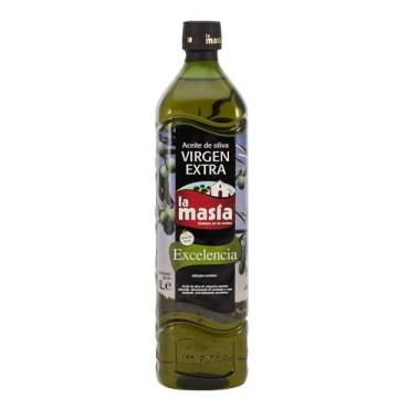 EXTRA VIRGIN OLIVE OIL 1L LA MASÍA