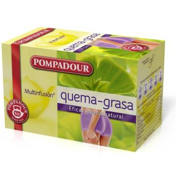 INFUSIÓN QUEMA-GRASA POMPADOUR