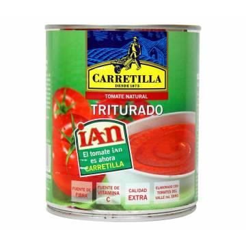 TOMATO SAUCE CARRETILLA 800 G