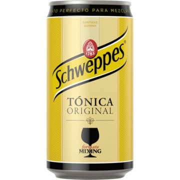 SCHWEPPES TONIC WATER DOSE 25 CL