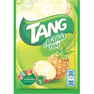 TANG WITH PINEAPPLE FLAVOUR