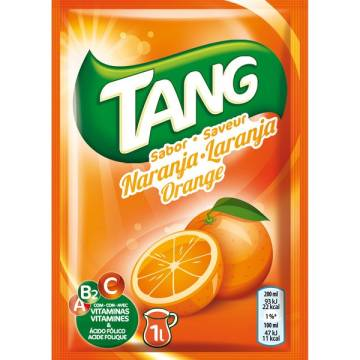 TANG WITH ORANGE FLAVOUR