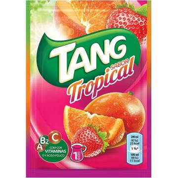 TANG WITH TROPICAL FLAVOUR