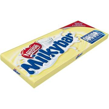 WHITE CHOCOLATE MILKYBAR 100G NESTLÉ