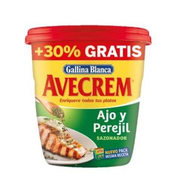 SEASONING GARLIC AND PARSLEY 100G AVECREM