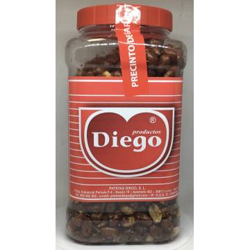 FRIED PEANUTS WITH SKIN 900G DIEGO