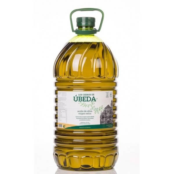 Extra natives Olivenöl LOS CERROS DE UBEDA 5l.