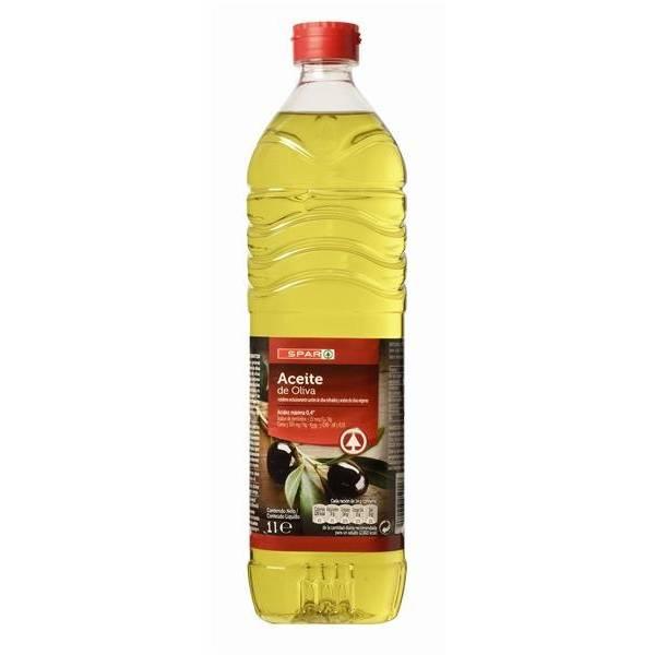 MILD OLIVE OIL 1L SPAR