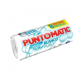 PUNTOMATIC PURE WHITE DETERGENT PILLS