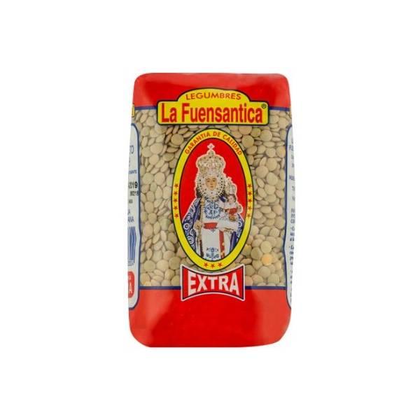 CASTELLANA LENTILS 500G LA FUENSANTICA
