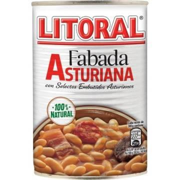 FABADA ASTURIANA 435G LITORAL