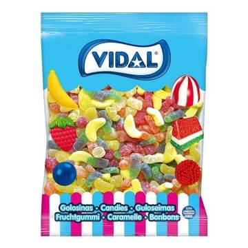 COCKTAIL MIX VIDAL BAG 1Kg CANDIES