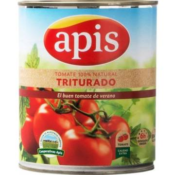CRUSHED TOMATO 800G APIS