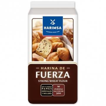 HARINA SUPERIOR DE TRIGO FUERZA 1KG HARIMSA
