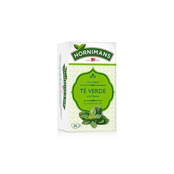 "GREEN TEA ""HORNIMANS"""