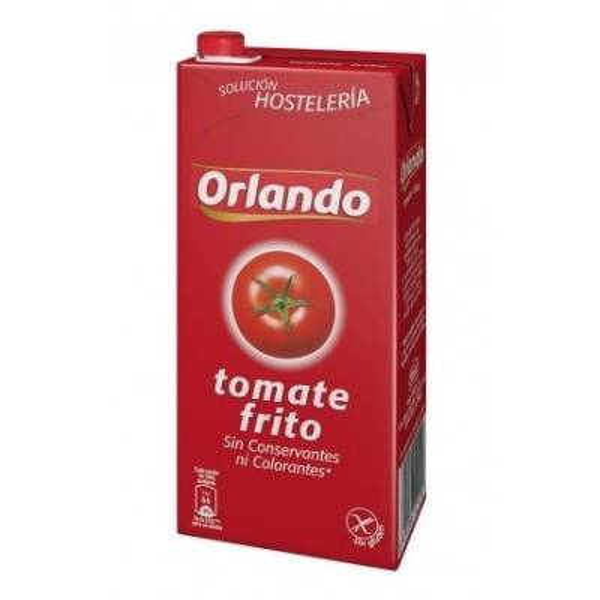 TOMATE FRITO 2KG ORLANDO
