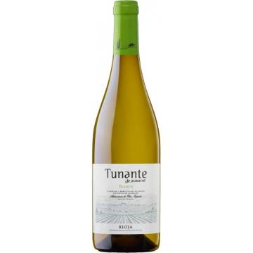 TUNANTE AZABACHE Verdejo and Viura white wine - D.O. Rioja- (75 cl)