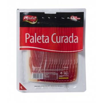 CURED HAM SHOULDER SLICES 150G ESPUÑA