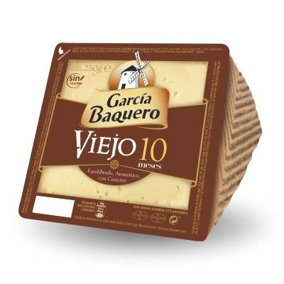 "OLD CHEESE 250G ""GARCIA BAQUERO"""