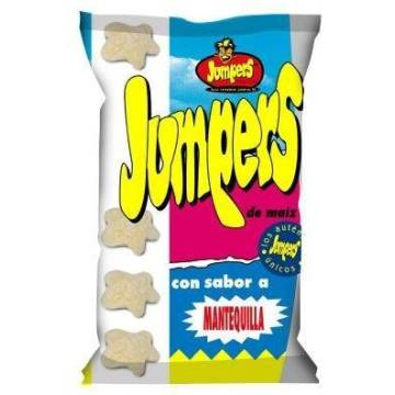 JUMPERS 100g (KORNBRAUNES APPARAT)
