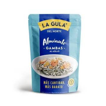GARLIC PRAWNS WITH GULA DEL NORTE 135g