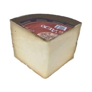 QUARTER OLD SHEEP CHEESE APPROX. 850G FLOR DE ESGUEVA